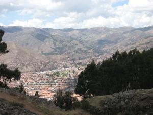 3399 m kõrgusel asuv inkade iidne pealinn ja impeeriumi süda Cusco.