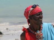 Keenia: See maasai oli perele elatist teenimas kodust kaugel – India ookeani ääres.