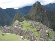 Vaade Machupicchule ja Waynapicchule. Turistikas küll, aga katsu ilma selliseta öelda, et inkade kadunud linnas oled käinud.