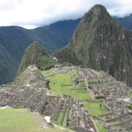 Peruu: Vaade Machupicchule ja Waynapicchule. Turistikas küll, aga katsu ilma selliseta öelda, et oled inkade kadunud linnas käinud.