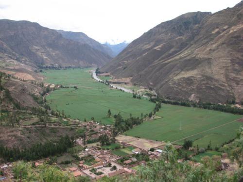 Püha org – inkade impeeriumi süda Urubamba jõe orus. Ainult siin kogu Peruus on võimalik lühikese ajaga laskuda Andide pilvemetsast Amazonase džunglisse.