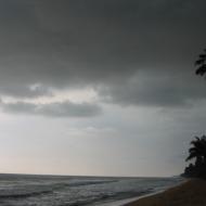 Sri Lanka: Wadduwa rand troopikavihma ootel.