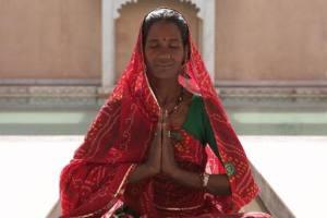 hinduism.about.com prayer pose