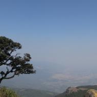 India: Hurmav vaade Velliangiri mäe otsast.